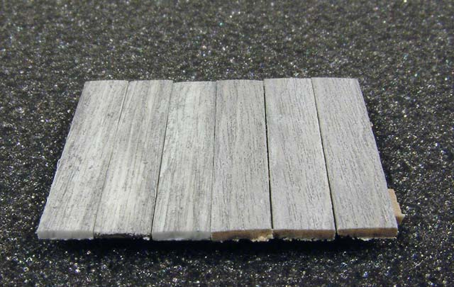 Make Realistic Weathered Wood